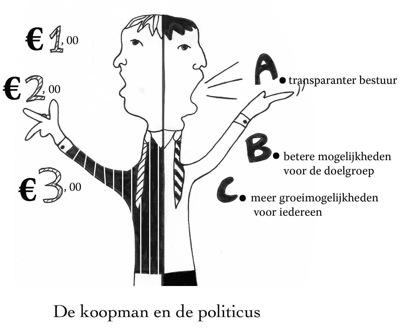 De koopman en de politicus